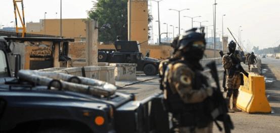 AS Sebar Sistem Pertahanan Udara di Baghdad