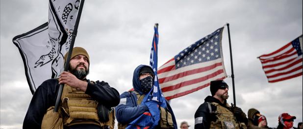 Merasa Ditinggalkan, Pendukung Sebut Trump Pengkhianat