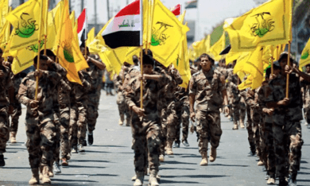 PMU Irak: AS Memusuhi Pejuang yang Melawan Terorisme Global