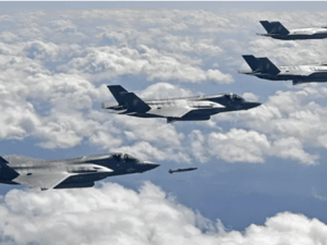 UEA dan AS Tandatangani Perjanjian Pembeli 50 Jet F-35
