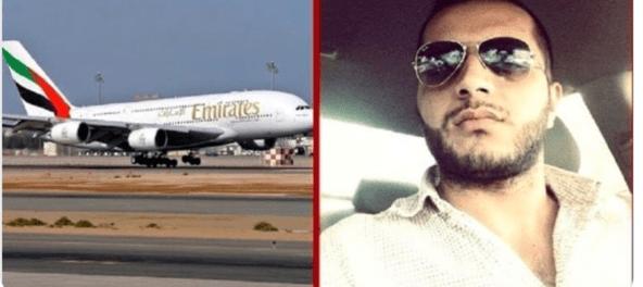 UEA Skors Pilot Ganteng Tunisia yang Tolak Terbang ke Israel