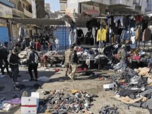 Anggota Parlemen Irak: Pelaku Bom Baghdad Orang Saudi