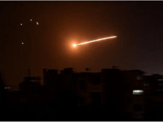 Serangan Israel di Suriah Timur Dibantu Intelijen AS