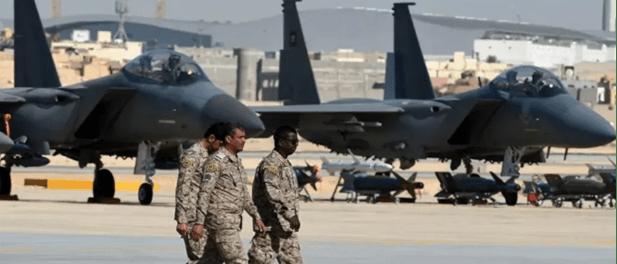 Arab Saudi Simulasikan Perang dengan Iran dalam Manuver