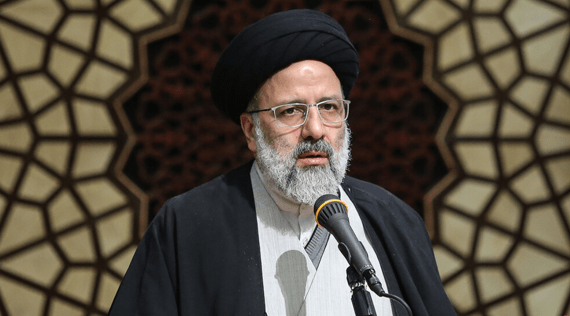 Ebrahim Raisi, Kepala Kehakiman Iran Kunjungi Irak