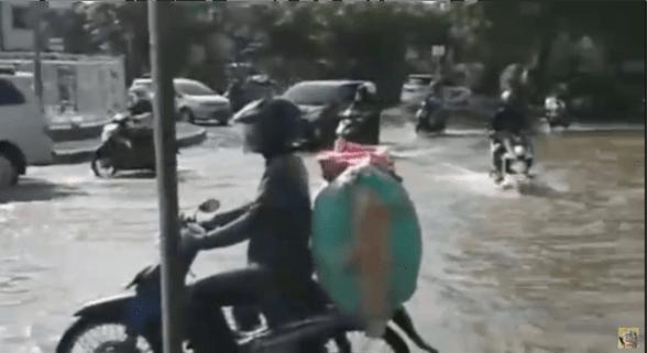 Banjir Sidoarjo Makin Parah dan Meluas, Ribuan Rumah Terendam