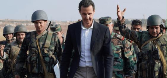 Mantan Penasihat Presiden Ungkap Trump Berniat Bunuh Assad