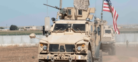 AS Kebut Pembangunan Pangkalan di Segitiga Irak-Suriah-Turki