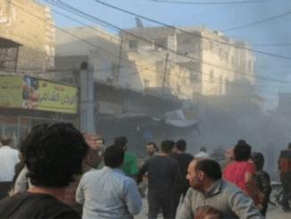 Ledakan Guncang Kota Al-Bab Suriah, 1 Orang Tewas
