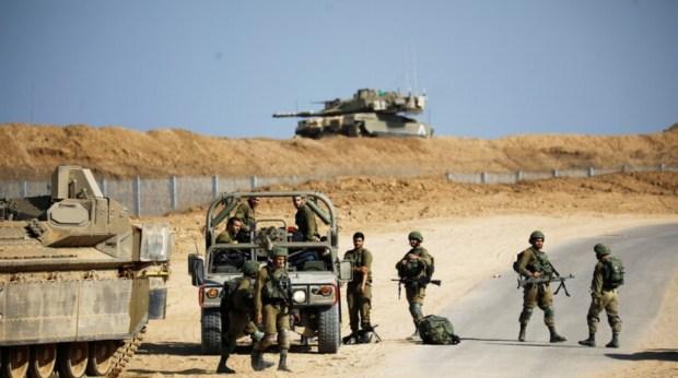 Drone Tak Dikenal Terobos Pangkalan Militer Israel