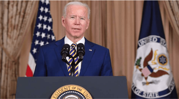 Presiden AS Joe Biden: Perang Yaman Harus Diakhiri