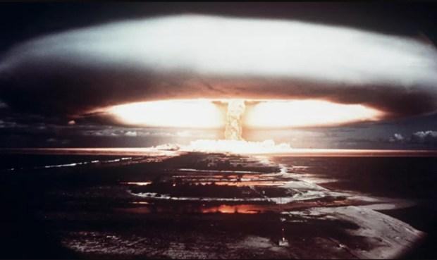 Pentagon Sedang Persiapkan Perang Nuklir dengan Rusia-China