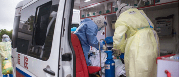 Ledakan Besar Guncang Kantor Pemerintah China, 5 Orang Tewas
