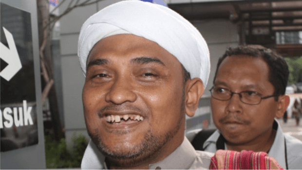 Novel Bamukmin Ngamuk Saat Sidang HRS, Ketua MA: Penyerangan Kehormatan Hakim