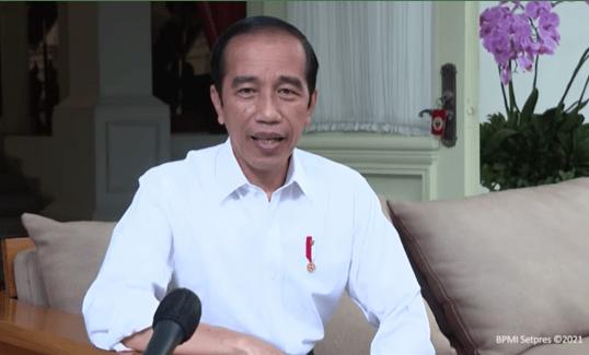 Jangan Buat Gaduh, Jokowi: Saya Tidak Ada Niat Jadi Presiden 3 Periode