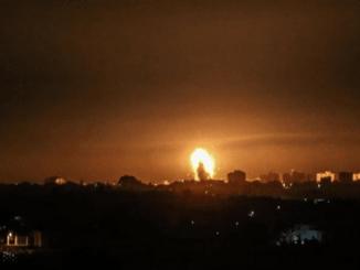 5 Roket Hajar Pangkalan Penampungan Militer AS di Irak