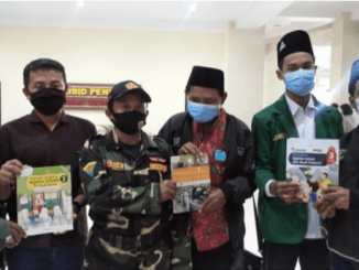 Tuding Radikalisme dan Lecehkan Santri dan Kiai, GP Ansor Semarang Laporkan Penerbit 3 Serangkai