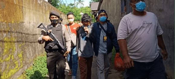 Kejari Takalar Tangkap Penyebar Video Hoax Jaksa Terima Suap HRS