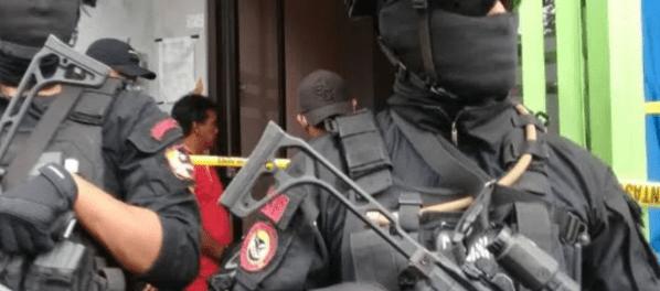 Kepolisian Diteror Pesan Berantai Pasca Penangkapan 22 Teroris