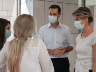 Breaking News: Bashar Assad dan Istri Positif Covid-19