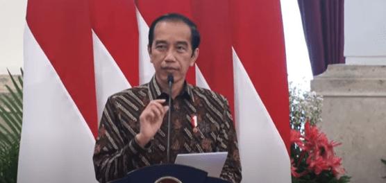 Presiden Jokowi Gaungkan Benci Produk Asing