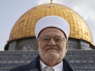 Pasukan Israel Tangkap Imam Masjid Al-Aqsa