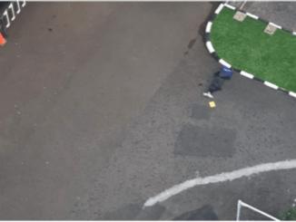 Video: Terjadi Tembak-menembak di Mabes Polri
