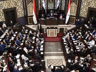 Bulan Depan Suriah Gelar Pemilihan Presiden