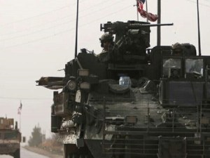 24 Truk Militer AS Berisi Senjata Memasuki Suriah