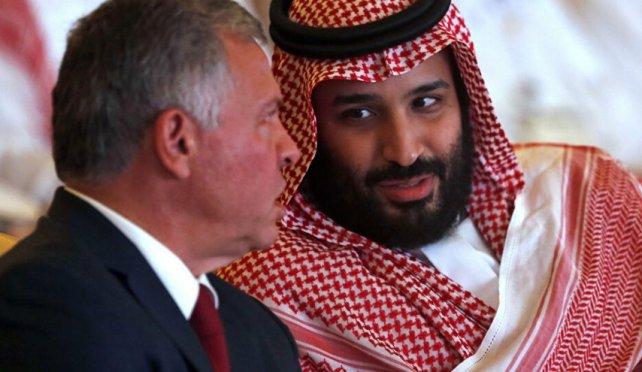 Pesan Marah Pengadilan Yordania untuk Muhammad Bin Salman