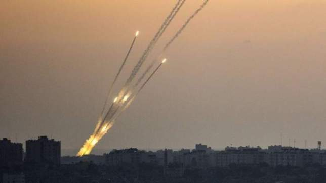 Perlawanan Palestina Tembakkan Rentetan Rudal ke Israel, Picu Sirene Iron Dome