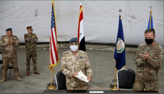 Irak: AS Setuju Tarik Sebagian Pasukan