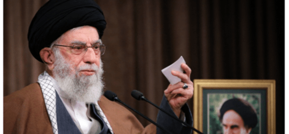 Ayatullah Khamenei: Verifikasi Penghapusan Sanksi AS Berarti Iran Harus Bisa Jual Minyak