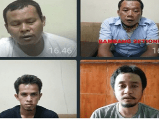 Pengakuan 4 Teroris, Mau Ledakkan Bom Hingga HRS Dibebaskan
