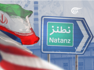 Iran Produksi 3 Kali Lipat Uranium, Israel-AS Ketar-ketir