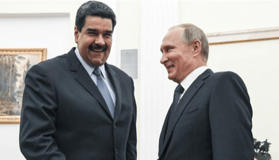 Maduro: Barat Serang Rusia karena Iri soal Vaksin Sputnik V