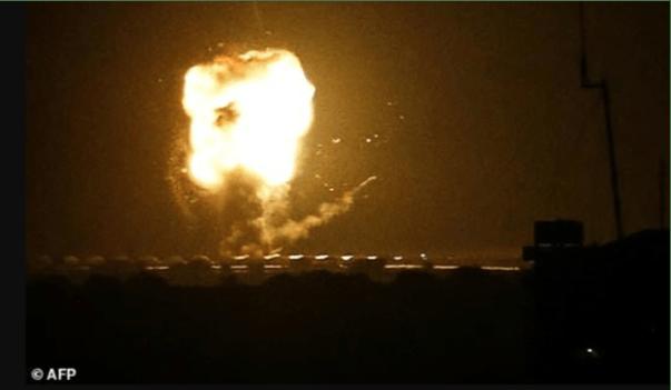 Israel Kembali Bombardir Jalur Gaza, Serangan Kedua Ramadhan