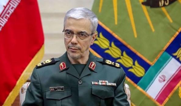 Jenderal Top Iran: Kejahatan Zionis Tidak Akan Dibiarkan Tanpa Balasan