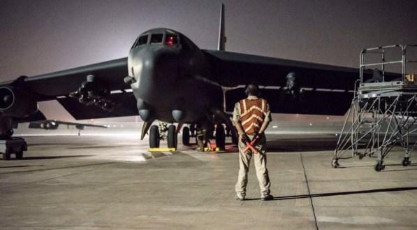 Pentagon: Militer AS Kirim Pembom B-52 ke Afghanistan