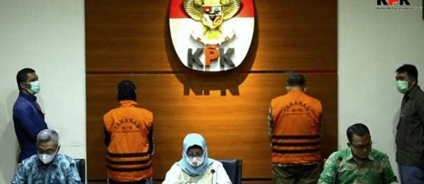 KPK Tetapkan Kakak Ipar Ridwan Kamil Jadi Tersangka Dugaan Suap