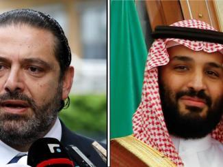 Bin Salman: Kami Tak Lagi Percayai Hariri untuk Pimpin Lebanon
