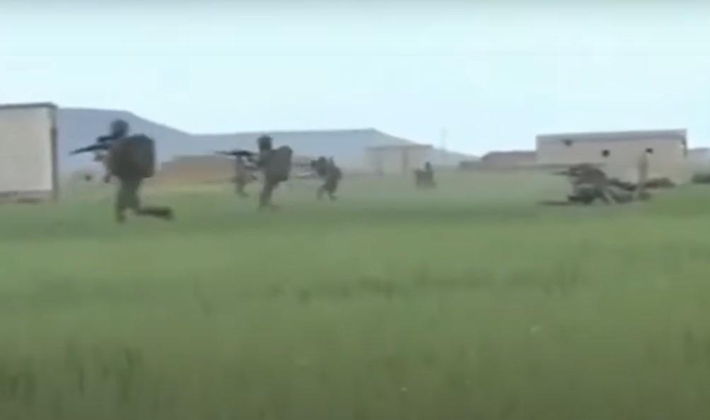 SAA_Siapkan_Serbuan_ke_Posisi_ISIS_di_Badiya_Al-Sham