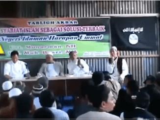 Denny Siregar: Munarman Pemimpin ISIS Cabang Indonesia