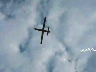 3 Drone Yaman Serang Aramco dan Pangkalan Raja Khalid