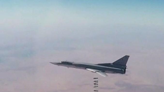 Serangan Terbaru Rusia Tewaskan 200 Teroris di Suriah