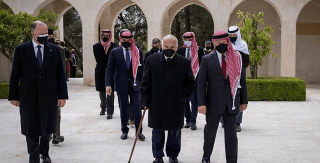 Yordania Bebaskan 16 Orang Terkait Kudeta Gagal