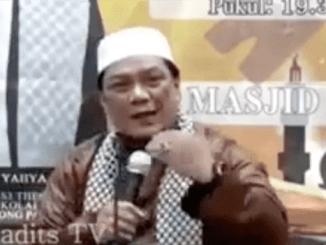 Kurang Ajar! Yahya Waloni Doakan Habib Qurais Shihab Cepat Mati