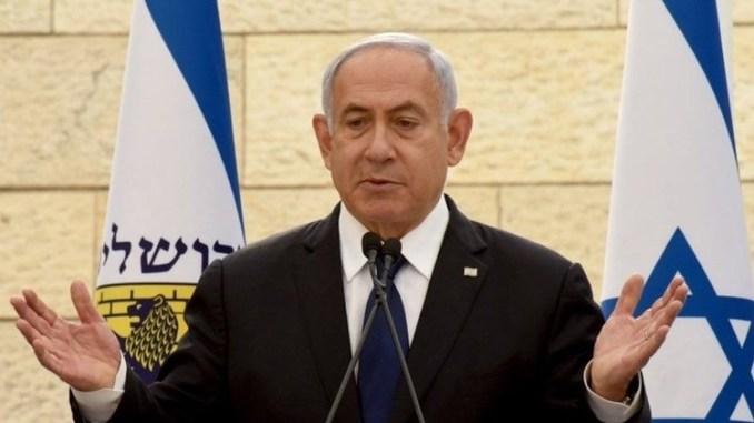 Akui Gagal Bentuk Pemerintahan, Netanyahu kembalikan Mandat ke Presiden Israel