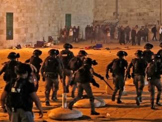 Negara-negara Muslim Kecam Kebrutalan Israel di Yerusalem