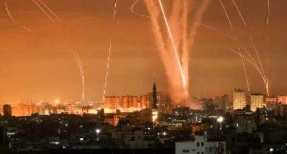 Israel Akui Kerugian Ekonomi Besar-besaran Akibat Serangan Rudal Gaza